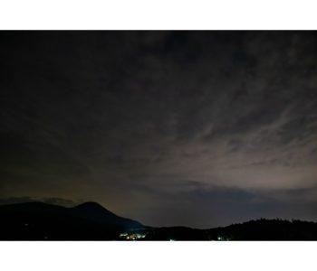 信州たてしな 星空高原2020年8月21日金曜日の様子
